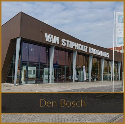 Van Stiphout Badkamers in Den Bosch en Zeist, uw badkamer showroom